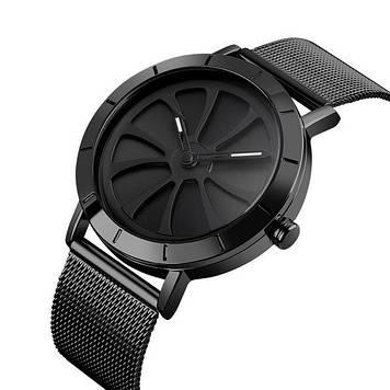 Мужские спортивные часыSkmei 9204 черные