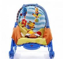 Детское музыкальное кресло-качалка (7179), фото 2