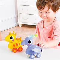 Каталка Hola Toys Стегозавр (6110D), фото 1