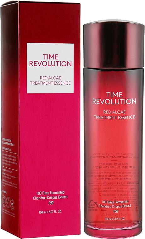 Восстанавливающая эссенция для лица Missha Time Revolution Red Algae Treatment Essence 150 мл