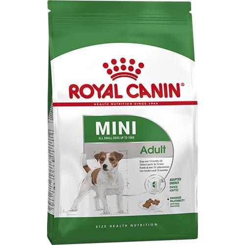 Сухой корм Royal Canin Mini Adult для собак мелких пород, 800 г