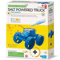 Набір для досліджень 4M Вантажівка енергії солі (00-03409), фото 1