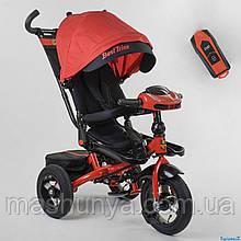 Велосипед триколісний Best Trike 6088F з пультом і поворотним сидінням