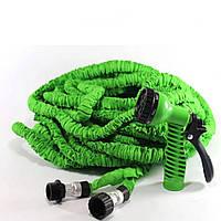 Шланг для полива с распылителем 52.5 м MAGIC HOSE (Зеленый)