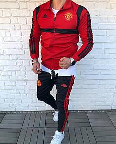 Чоловічий спортивний костюм ADIDAS MANCHESTER UNITED FC / Адідас ФК Манчестер Юнайтед