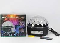 Светодиодный Диско-шар с Bluetooth и MP3