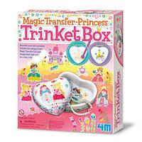 Набір для творчості 4M Скринька для принцеси (00-04684), фото 1
