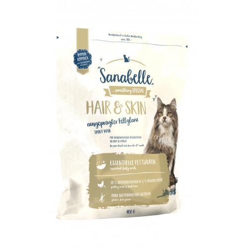 Сухой корм Bosch Sanabelle Hair & Skin, для кошек, 0,4 кг