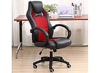 Кресло Геймерское Компьютерное Мягкое B-603 красное
