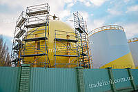 Теплоизоляция резервуаров и емкостей