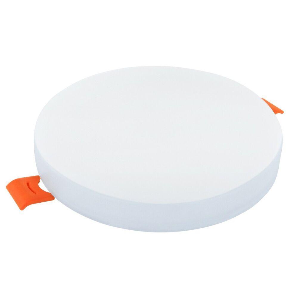 Панель світлодіодна кругла-24Вт 6400К 2280 люмен Ø168
