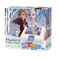 Набір для навчання дітей програмуванню 4M Frozen 2 Холодне серце 2 (00-06202), фото 1