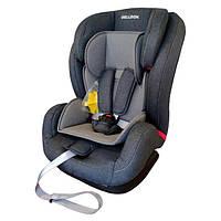 Автокресло детское в машину Welldon Encore Isofix (графитовый/серый) BS07-TT95-001, фото 1