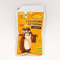 Батончик дитячий GAVRA кокосовий (без цукру), 40 г