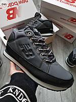 ЗИМА!!! Чоловічі кросівки New Balance 754 Grey Winter, фото 1