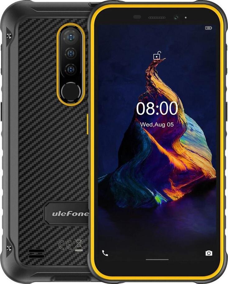 Смартфон Ulefone Armor X8 4/64GB Orange (Global)