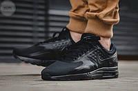 Чоловічі кросівки Nike Air Max Zero Total Black Reflective, фото 1