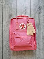 Рюкзак шведської марки Kanken Fjall Raven 16L Pink, фото 1