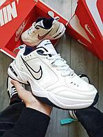 Чоловічі кросівки Nike Air Monarch IV White, фото 1