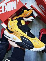 Чоловічі кросівки Nike Air Speed Turf University gold/black, фото 1