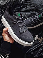Чоловіча фірмове взуття Lacoste Grey, фото 1