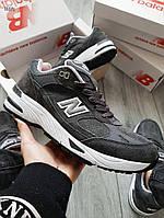 Чоловічі кросівки New Balance 991 Dark Grey, фото 1