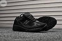 Чоловічі кросівки New Balance 991 Total Black, фото 1