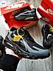 Чоловічі кросівки Nike Air Max 270 Reаct Black/Gray