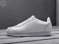 Чоловічі кросівки Cortez Classic Leather White, фото 1
