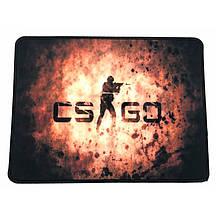 Коврик геймерский игровой для мышки LEGEND CS-GO игровая поверхность (245х320х3мм.) килимок для мишки