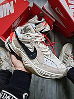 Чоловічі кросівки Nike M2K Tekno x Off White, фото 1