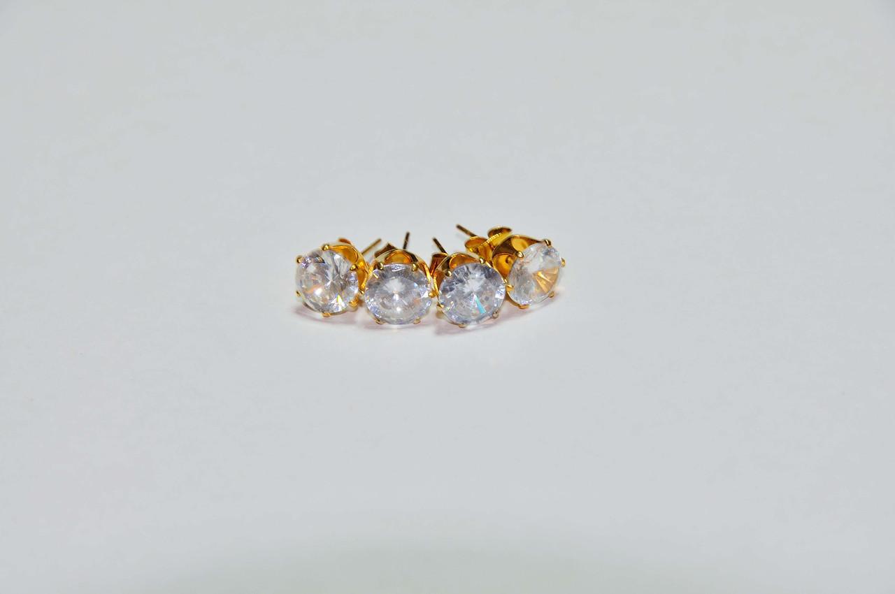Сережки Кристали