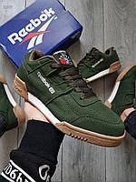 Чоловічі кросівки Reebok Green, фото 1