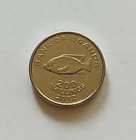 200 шиллингов Уганда 2012 г., фото 1