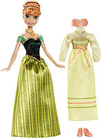 Кукла Анна день коронации Дисней Disney Frozen Coronation Day Elsa Doll