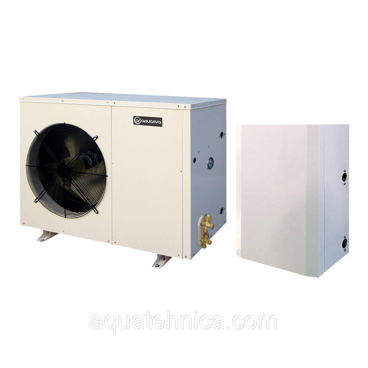 Тепловий насос для будинку Aquaviva AVH13S (13 кВт)