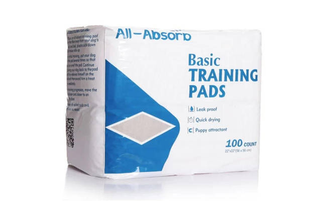 Пеленки All-Absorb Basic для собак 56х58 см, 100 шт, фото 2