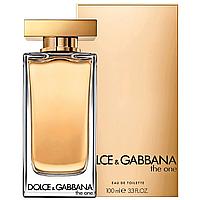 Жіноча туалетна вода Dolce&Gabbana The One, фото 1