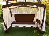 Садові гойдалки Грендис, фото 3