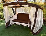 Садові гойдалки Грендис, фото 4