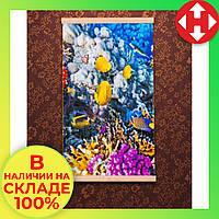 Картина обогреватель (Коралловый риф) пленочный электрообогреватель Трио 00120 +