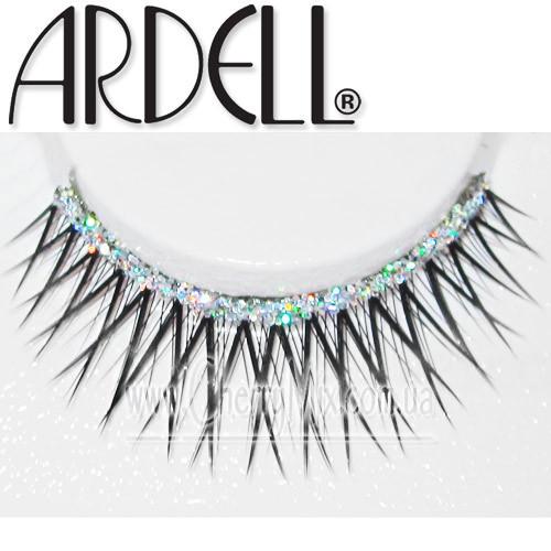 Накладные ресницы со стразами Ardell Elegant Eyes GLAMOROUS