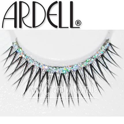 Накладные ресницы со стразами Ardell Elegant Eyes GLAMOROUS, фото 2