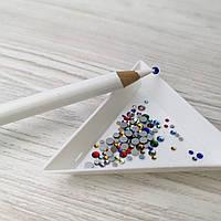 Карандаш для крепления декора на ногтях, 1шт