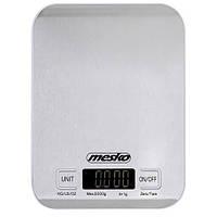 Весы кухонные Mesko MS 3169 на 5 кг, белые