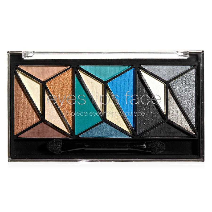 Палитра теней на 18 цветов e.l.f. Studio 18-Piece Geometric Eyeshadow Palette