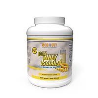Протеин - Изолят сывороточного протеина - SciFit 100% Whey Isolate 2272 g Banana