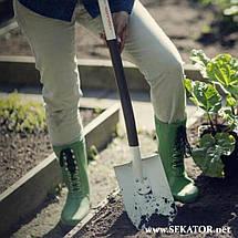 Полегшена штикова лопата Fiskars / Фіскарс White 1019605, фото 3