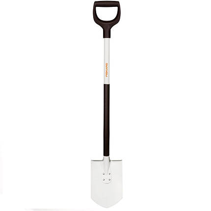 Полегшена штикова лопата Fiskars / Фіскарс White 1019605, фото 2
