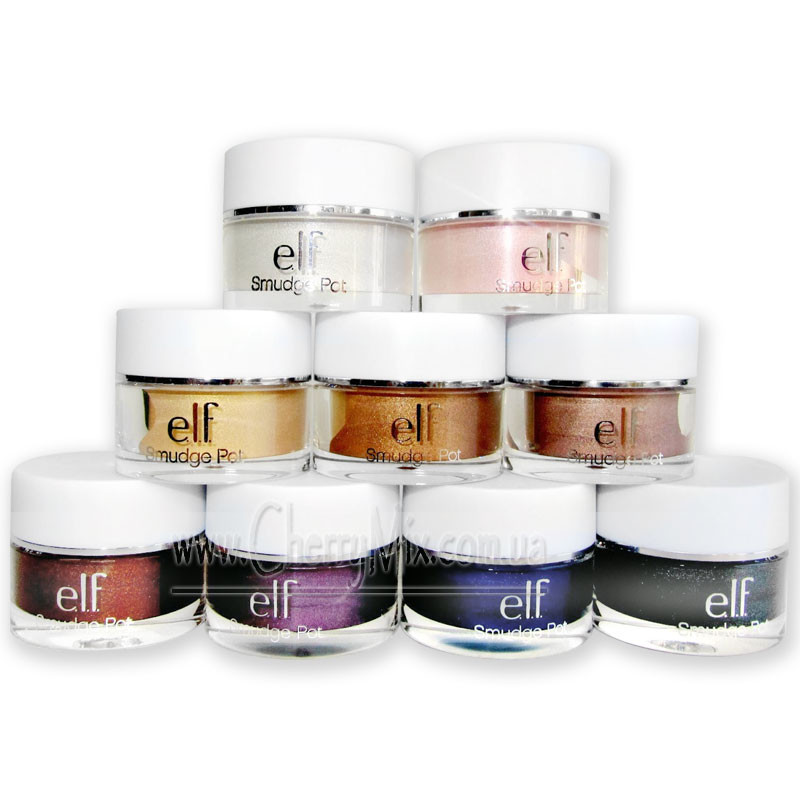 Гелевые тени e.l.f. Essential Smudge Pot